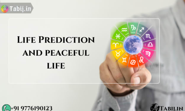 Life prediction: a journey towards a peaceful & relaxing life