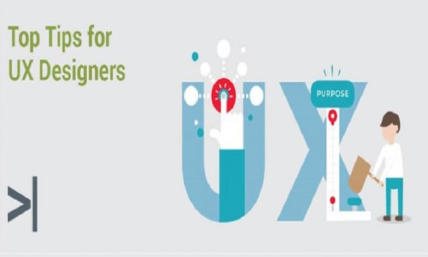 BEST TIPS FOR UX DESIGNERS