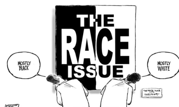 When did Race become political?