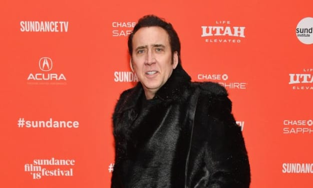 How To Find The Perfect Nicholas Cage Film
