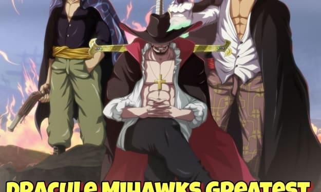 Mihawk's 5 Greatest Challengers