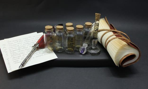 The Alchemist's Practice Chapter 6