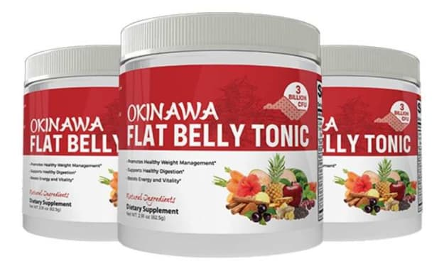 Okinawa Flat Belly Tonic Reviews 2021: Proven Weight Loss Powder?