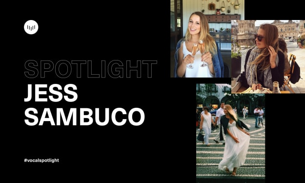 Creator Spotlight: Little Black Book Challenge Winner - Jess Sambuco