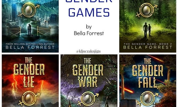 The Gender Game series: A Literary, Gendered, and Rhetorical Analysis of YA Dystopian Fiction Topics