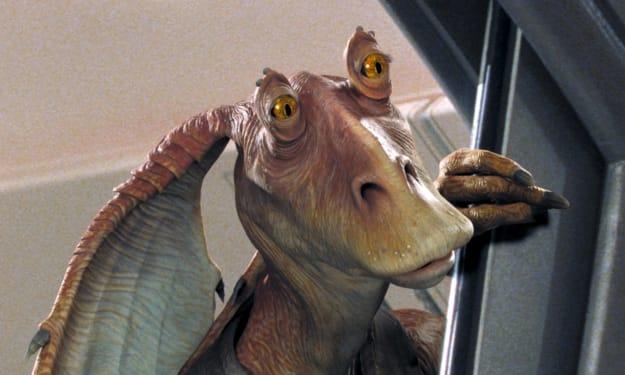 Sadly, Ahmed Best Says That Jar Jar Will Not Be Making An Appearance In 'Obi-Wan Kenobi' Series
