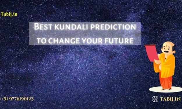 Fulfil your dreams through the magical results of kundali prediction