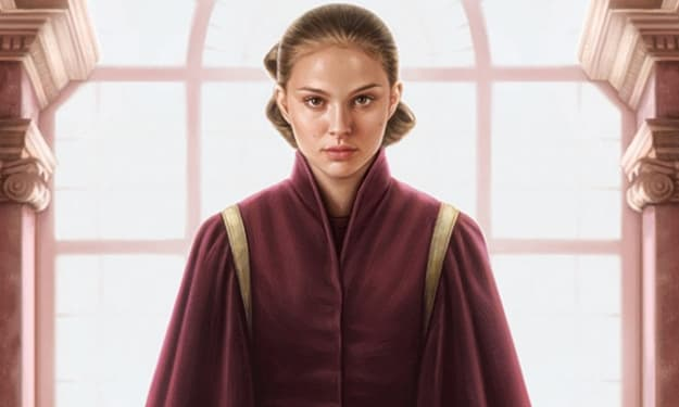 What Is Padmé's REAL Last Name?