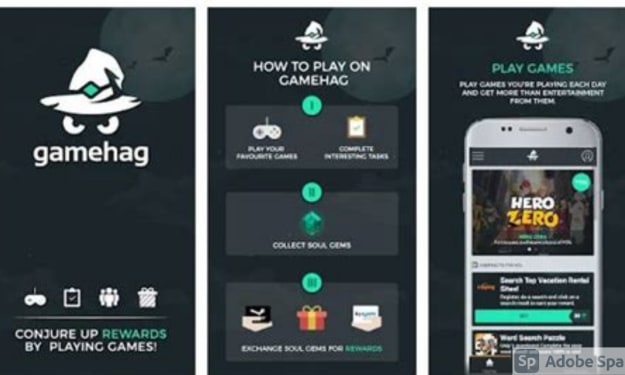 Gamehag Explained - Play, Learn And Improve Your Gaming Skills