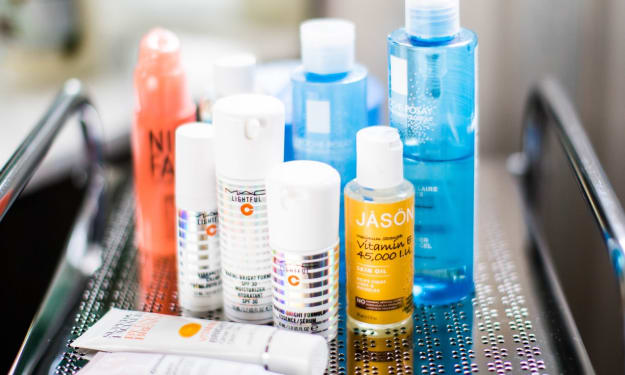 When to use skincare product?