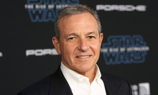 This One Piece Of Concept Art Is The Reason Bob Iger Greenlit 'The Mandalorian'