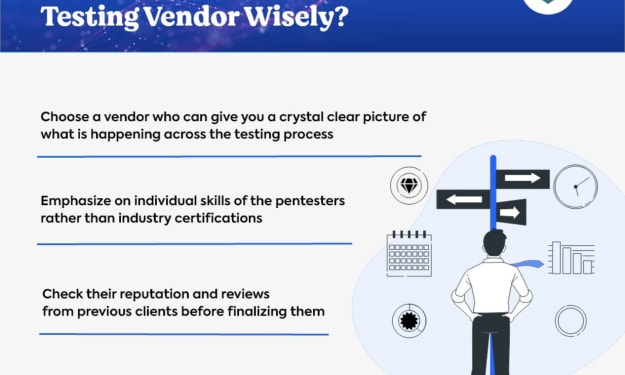 How to Choose a Penetration Testing Vendor Wisely?
