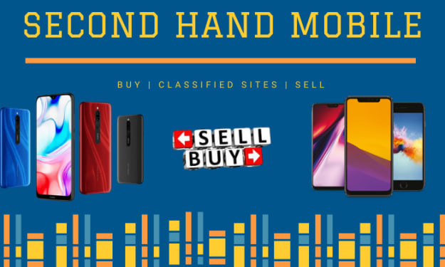 Second hand mobile: Buy or Sell @ classified sites