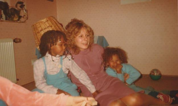 Afro-Deutsch On a Journey
