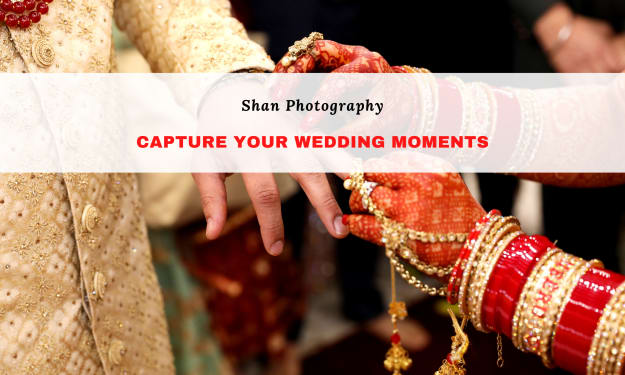 Capture Your Wedding Moments