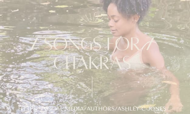 7 Songs for 7 Chakras