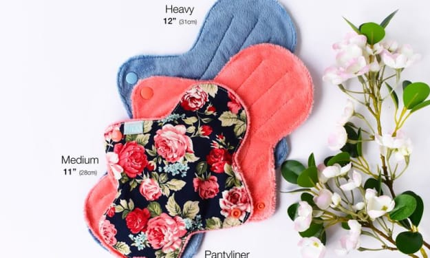 Reusable Menstrual Pads, my body and me