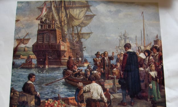 Transatlantic Migration from England During the 17th Century