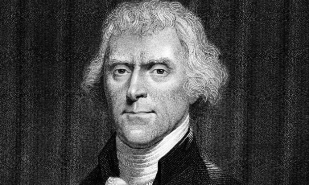 5 Diguesting Facts About US President Thomas Jefferson's PrivateLife