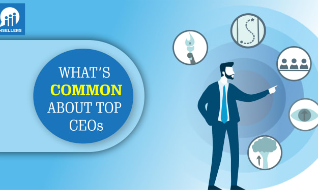 WHAT IS COMMON AMONG TOP CEOs?