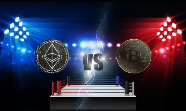 Ethereum vs. Bitcoin: Are They Similar Or Different?
