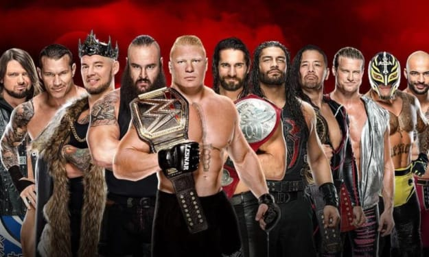 The Top 10 Most Popular WWE Wrestlers