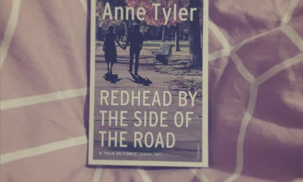 """Book Review: """"The Redhead by the Side of the Road"""" by Anne Tyler"""