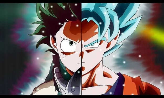 Why My Hero Academia Is Better Than Dragon Ball Z (anime)