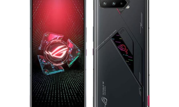 Asus ROG Phone 5 review: A dream smartphone for mobile gamers