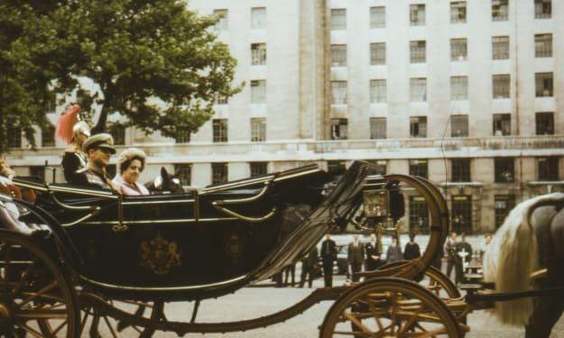 Prince Phillip Mountbatten, 1921-2021.