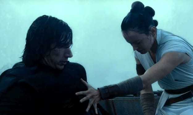 'Star Wars' Confirms That Kylo Ren Was Freed By Rey's Force Healing