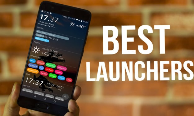 Top Trending Android Launchers for 2021