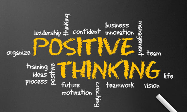 The Power Of Positive Thinking When Tackling New Challenges