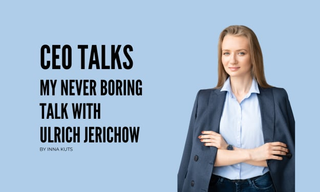 CEO Talks with Ulrich Jerichow
