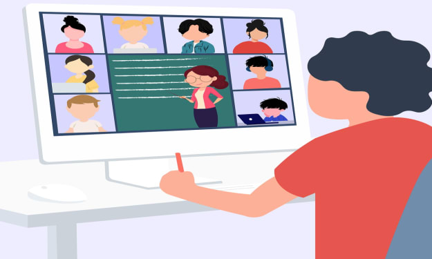 Why Virtual public schooling is not homeschooling?