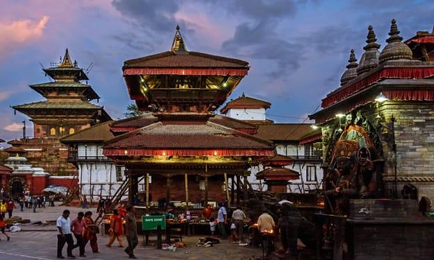 The Historic City: Kathmandu valley