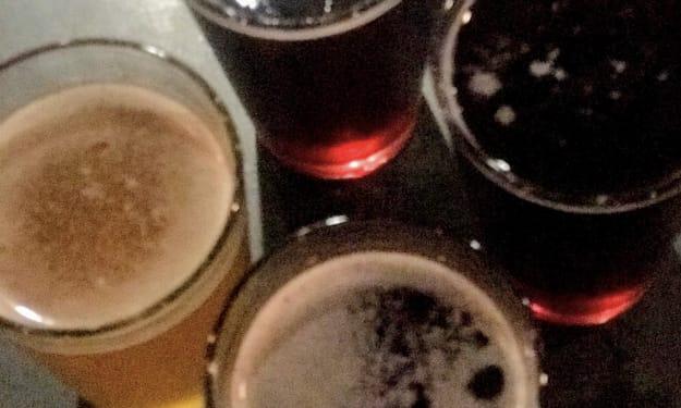 Craft Beer, Karaoke,& Lesbians