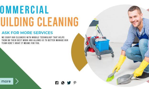 Get Best Commercial Building Cleaning Services in Connecticut