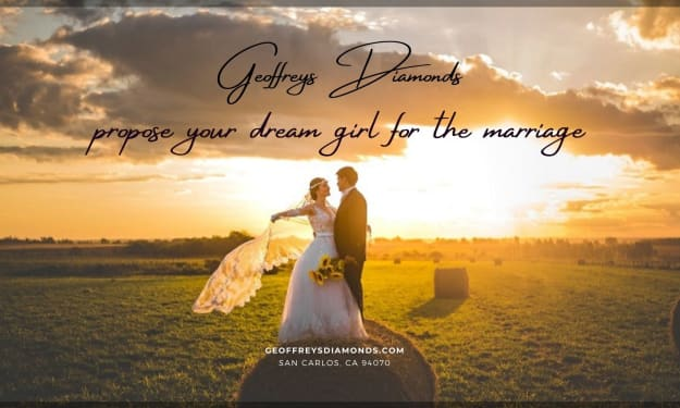 How to propose your dream girl for the marriage
