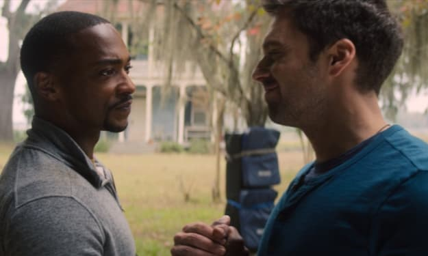 Easter Eggs And Important Moments In Falcon And The Winter Soldier Episode 5, 'Truth'