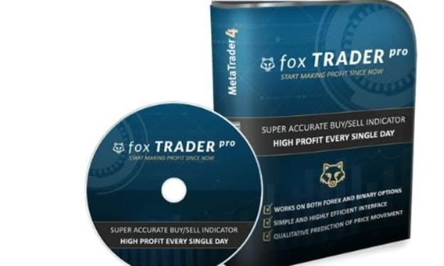 Fox Trader Pro - Forex Trading Indicator