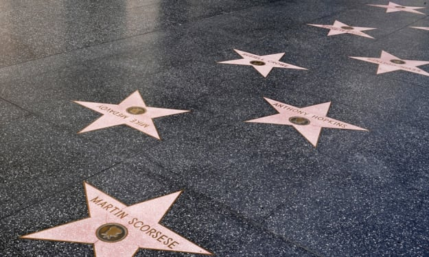Glittering Stars in Hollywood