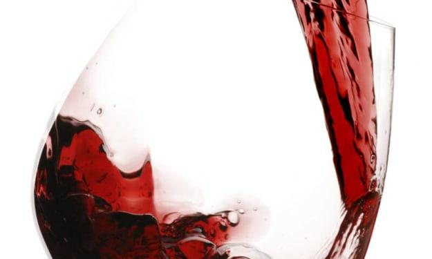 A Glass of Merlot
