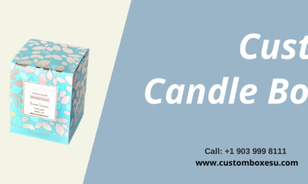 You Can Get candle boxes Wholesale at Best Price in USA