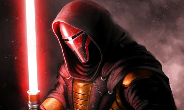 Darth Revan May Be Making His Return To 'Star Wars' Canon After All