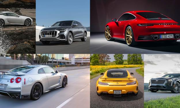 Ezeparking Team Reviews on Top 5 Best Super Luxury Cars