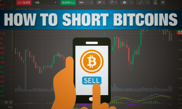 HOW TO SHORT BITCOINS