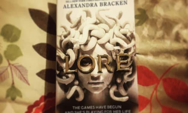"Book Review: ""Lore"" by Alexandra Bracken"