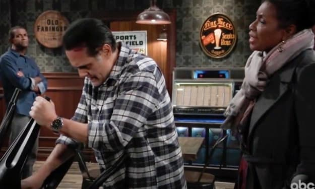 'General Hospital' fans wonder what will happen when Mike is revealed as Sonny