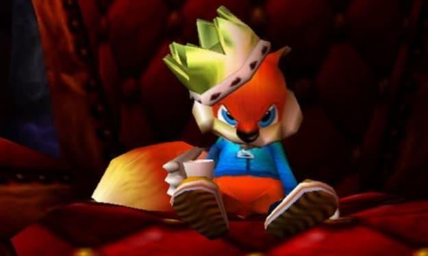 Nintendo 64's - Conker's Bad Fur Day!